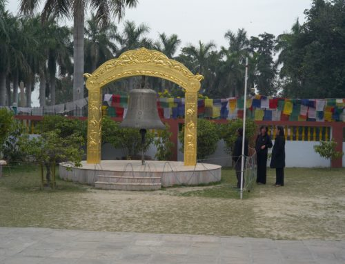 Sarnath World Peace Bell