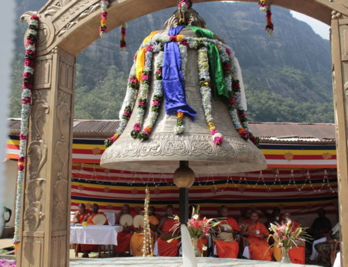 Sri  Pada World Peace Bell
